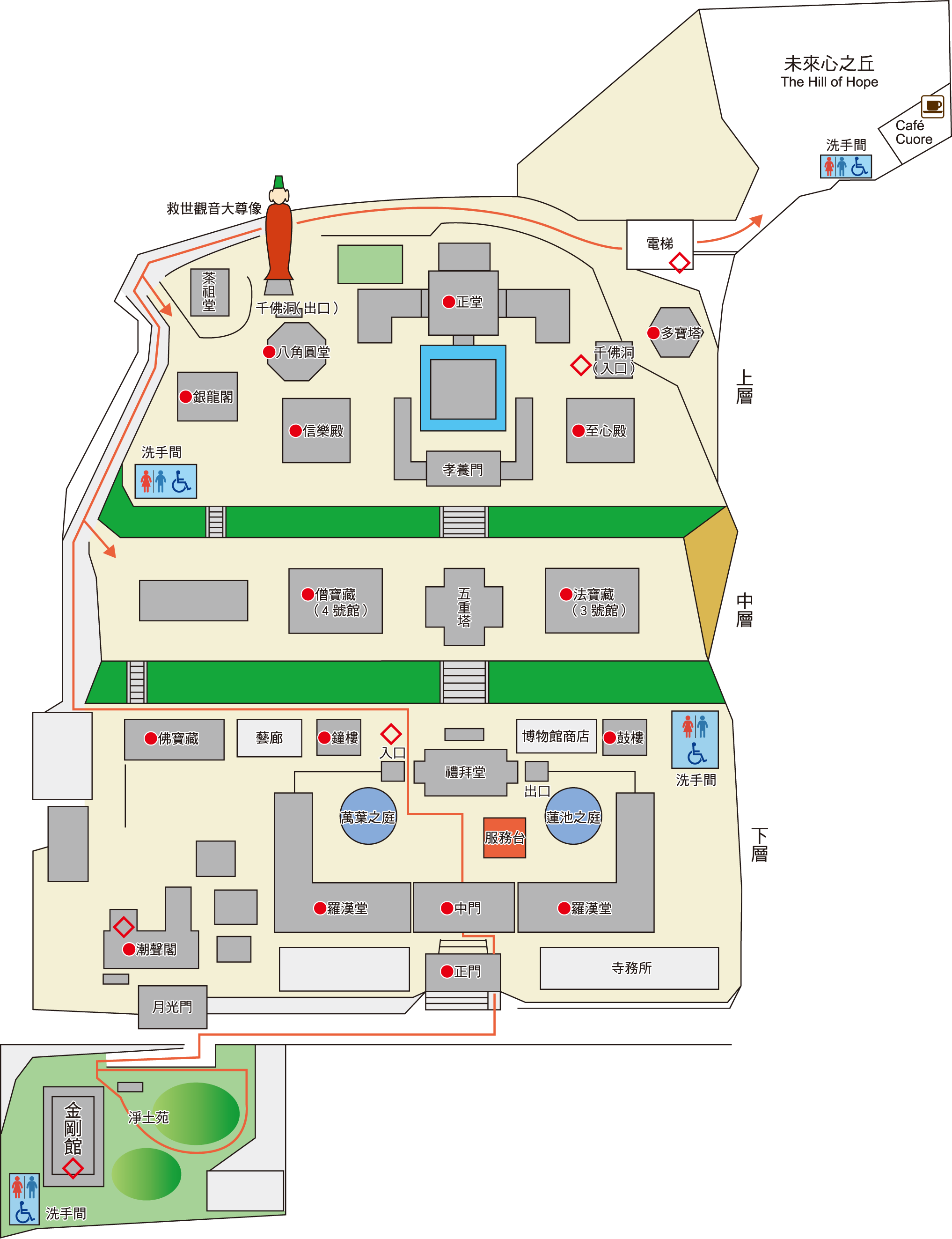 map-CH